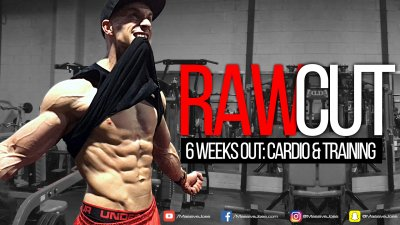 Episode 9: 6 Weeks Out | Cardio & Training